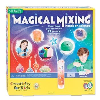Magical Mixing