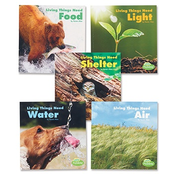 What Living Things Need Book Set