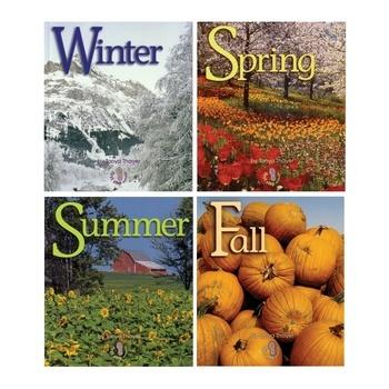 Four Seasons Book Set