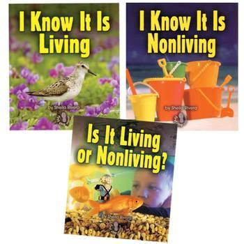 Living & Nonliving Book Set