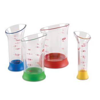 Mini Measuring Beakers Set