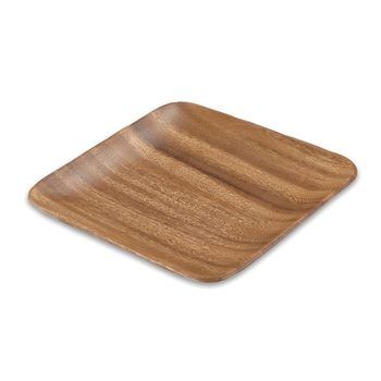 Small Square Carved Tray