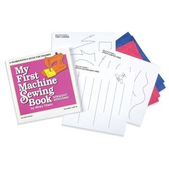 My First Machine Sewing Book