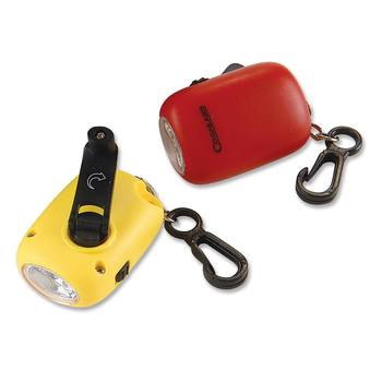 Dynamo Mini Hand-Crank Flashlight