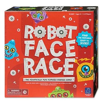 Robot Face Race™