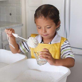 Glassware Washing Brush