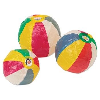 Paper Balloon Balls