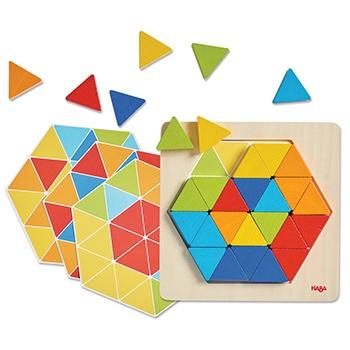 Arranging Triangles