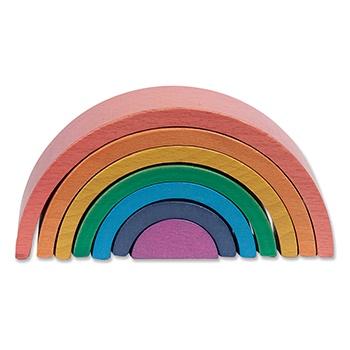 Arches Wooden Rainbow Architect Blocks