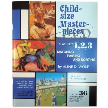 SLIGHTLY DAMAGED Child-Size Masterpieces ~ Level 2