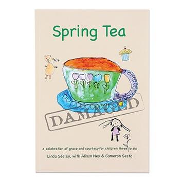 SLIGHTLY DAMAGED Spring Tea